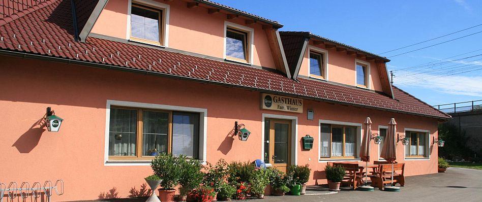 Gasthaus Winter Eingang